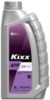 Фото - Трансмиссионное масло Kixx ATF Dexron III 1л