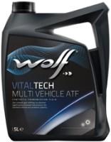 Фото - Трансмиссионное масло WOLF Vitaltech Multi Vehicle ATF 5л