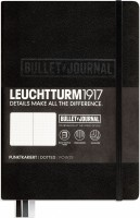 Блокнот Leuchtturm1917 Dots Bullet Journal Black