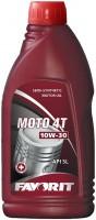 Моторное масло Favorit Moto 4T 10W-30 1L