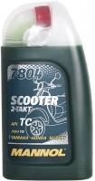 Моторное масло Mannol 7804 Scooter 2-Takt 1L