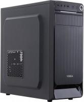 Фото - Корпус (системный блок) Vinga CS204B 400W БП 400Вт черный