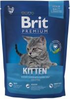 Корм для кошек Brit Premium Kitten Chicken/Salmon Gravy 0.3 kg