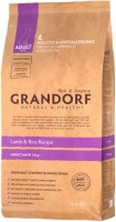 Фото - Корм для собак Grandorf Adult Maxi Breed Lamb/Rice 3 kg