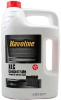 Охлаждающая жидкость Texaco XLC Concentrate 5L