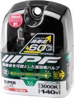 Фото - Автолампа IPF H1 Super Low Beam X6 6X11
