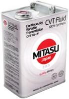 Фото - Трансмиссионное масло Mitasu CVT Fluid 4л