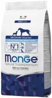 Корм для собак Monge Daily Medium Starter 1.5кг