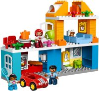 Конструктор Lego Family House 10835