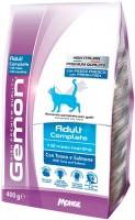 Корм для кошек Gemon Adult Complete with Tuna/Salmon 0.4 kg