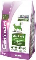 Корм для кошек Gemon Adult Sterilized with Turkey 0.4 kg