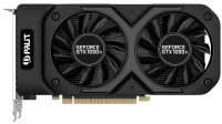 Фото - Видеокарта Palit GeForce 1050 Ti DUAL