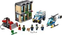 Конструктор Lego Bulldozer Break-In 60140