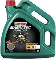 Моторное масло Castrol Magnatec Stop-Start 5W-30 A5 4 л