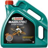 Фото - Моторное масло Castrol Magnatec Stop-Start 5W-30 A3/B4 4л