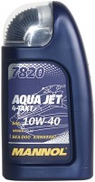 Моторное масло Mannol 7820 Aqua Jet 4-Takt 1л