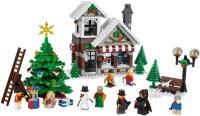 Конструктор Lego Winter Village Toy Shop 10199