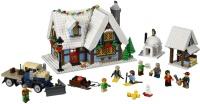 Конструктор Lego Winter Village Cottage 10229