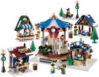 Конструктор Lego Winter Village Market 10235