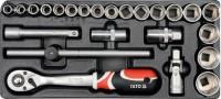 Набор инструментов Yato YT-5537