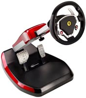 Фото - Игровой манипулятор ThrustMaster Ferrari Wireless GT Cockpit 430 Scuderia Edition