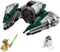 Фото - Конструктор Lego Yodas Jedi Starfighter 75168