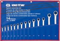 Фото - Набор инструментов KING TONY 12114MRN
