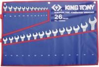 Фото - Набор инструментов KING TONY 1226MRN