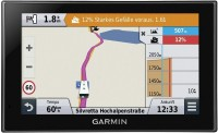 GPS-навигатор Garmin Camper 660LMT-D