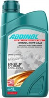 Моторное масло Addinol Super Light 0540 5W-40 1л