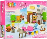Конструктор JDLT Dream Snow Princess 5279