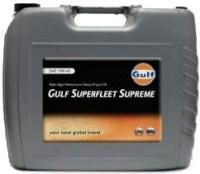 Моторное масло Gulf Superfleet Supreme 10W-40 20L