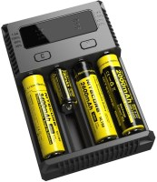 Фото - Зарядка аккумуляторных батареек Nitecore Intellicharger NEW i4