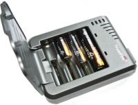 Зарядка аккумуляторных батареек TrustFire TR-003