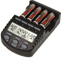Фото - Зарядка аккумуляторных батареек Technoline BC 700N