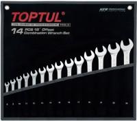 Набор инструментов TOPTUL GPAX1402