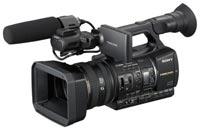 Фото - Видеокамера Sony HXR-NX5E