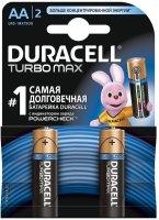 Аккумуляторная батарейка Duracell  2xAA Turbo Max MX1500