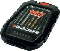 Набор инструментов Black&Decker A7186