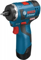 Фото - Дрель/шуруповерт Bosch GSR 10.8 V-EC HX Professional 06019D4100
