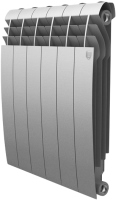 Фото - Радиатор отопления Royal Thermo BiLiner Silver Satin (BiLiner 500/87 10 Silver Satin)