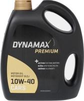 Моторное масло Dynamax Premium Uni Plus 10W-40 4L