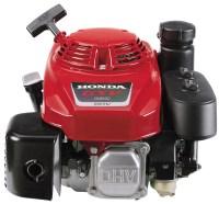 Фото - Двигатель Honda GXV160