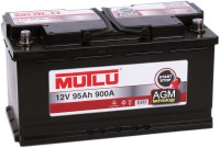 Фото - Автоаккумулятор Mutlu AGM Start-Stop (AGM 6CT-95R)