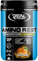 Фото - Аминокислоты Real Pharm Amino Rest 500 g
