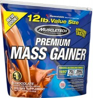 Фото - Гейнер MuscleTech Premium Mass Gainer  5.4кг