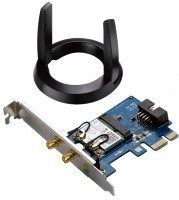 Фото - Wi-Fi адаптер Asus PCE-AC55BT