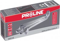 Набор инструментов PROLINE 36512
