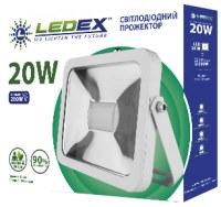 Фото - Прожектор / светильник LEDEX 20W SMD Slim Premium 100973