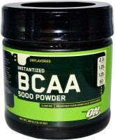 Фото - Аминокислоты Optimum Nutrition BCAA 5000 powder 345 g